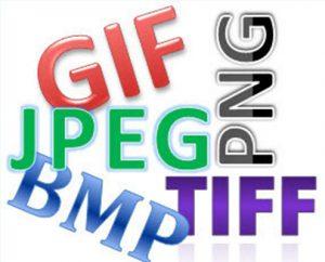 طراحی گرافیک سایت و فرمتهای رایج تصاویر