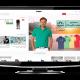 طراحی سایت فروشگاه بایکس