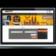 طراحی وب آژانس مسافرتی هورگشت پارس