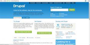 طراحی سایت با دروپال   سیستم مدیریت محتوا دروپال