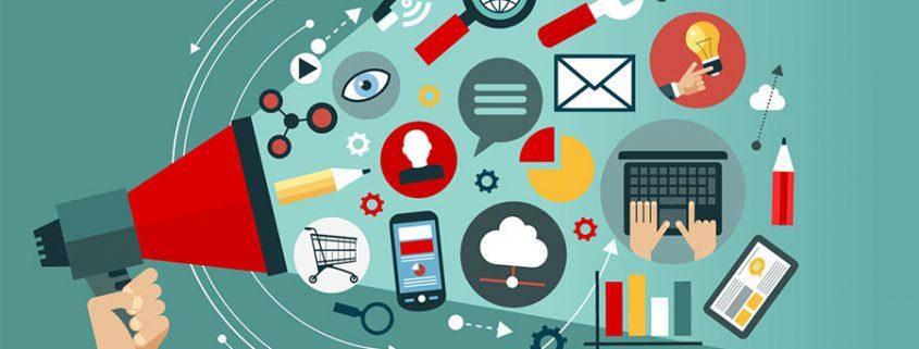 اهداف و مزایای بازاریابی اینترنتی