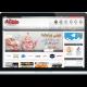 نمونه طراحی فروشگاه اینترنتی پرستاشاپ