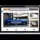 طراحی سایت فروشگاه اینترنتی لوازم یدکی خودرو