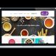 طراحی فروشگاه اینترنتی شکلات