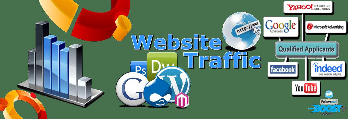 افزایش ترافیک سایت | طراحی سایت