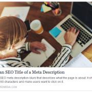 سئو توضیحات متا: بهینه سازی Meta Descriptions