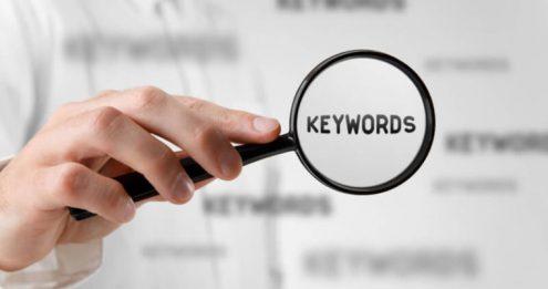 تاثیر کلمات کلیدی در رتبه بندی صفحات وب