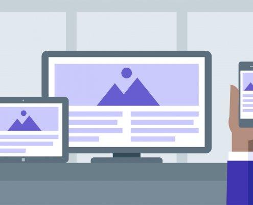 مهمترین موارد در طراحی وب سایت ریسپانسیو
