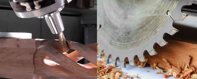 طراحی سایت صنایع چوبی و نجاری