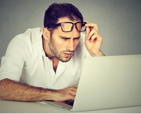 اشتباهات رایج در طراحی وب سایت ها