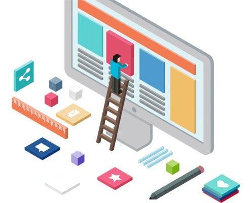 طراحی سایت استاتیک